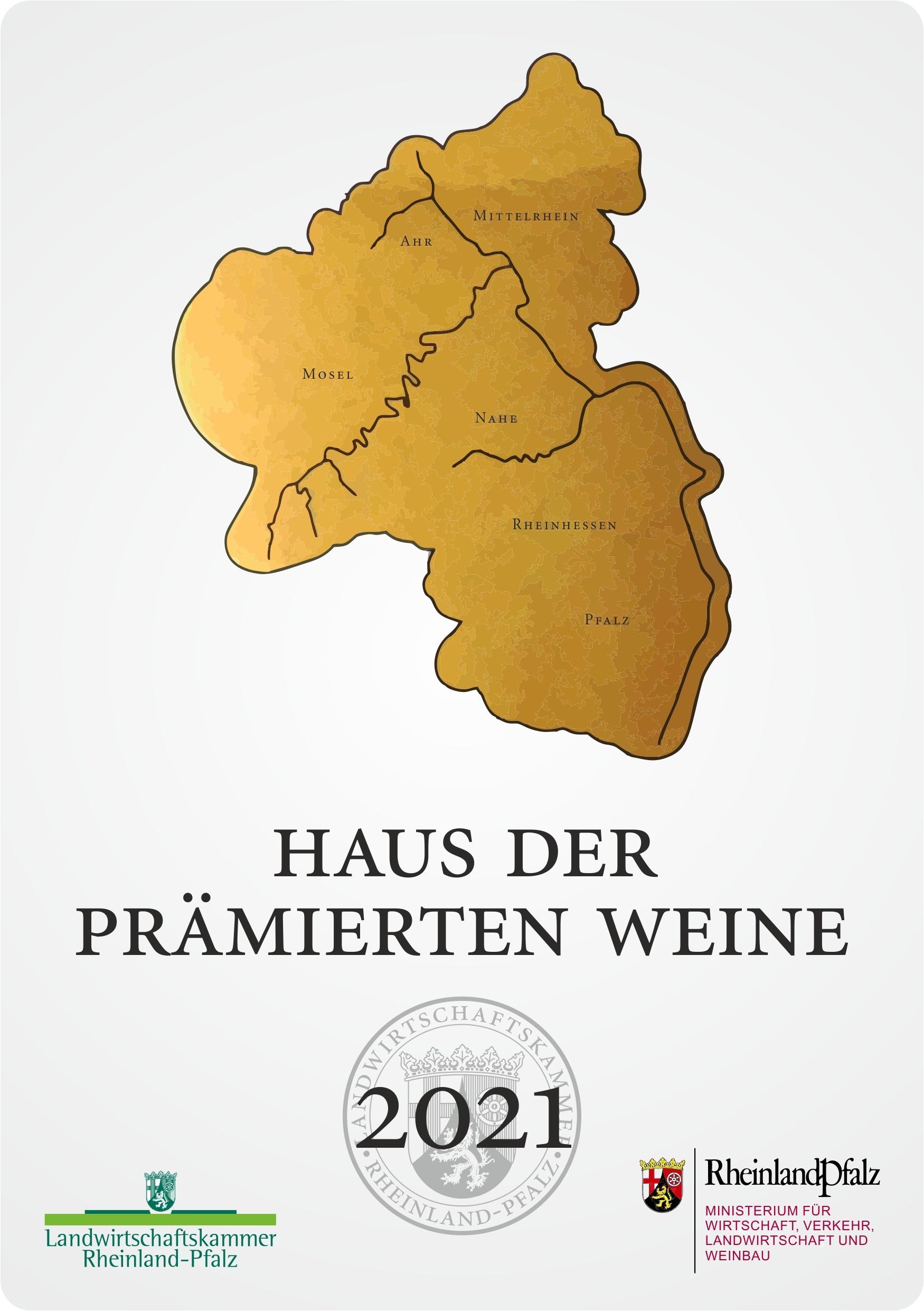 Haus der prämierten Weine 2021